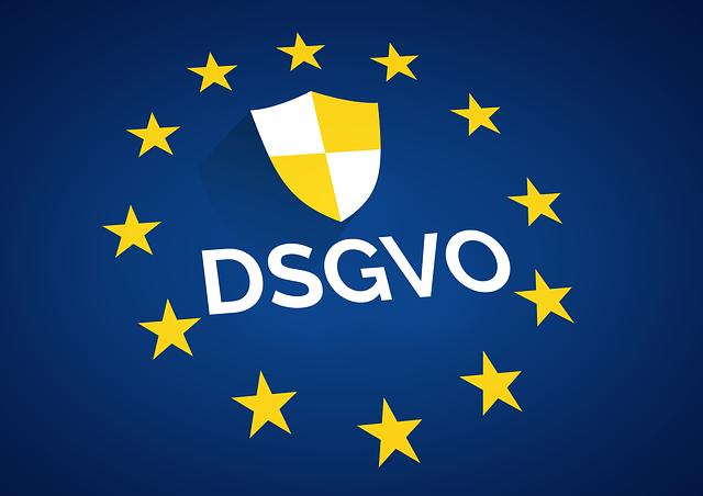 DSGVO – Die Datenschutz-Grund-Verordnung