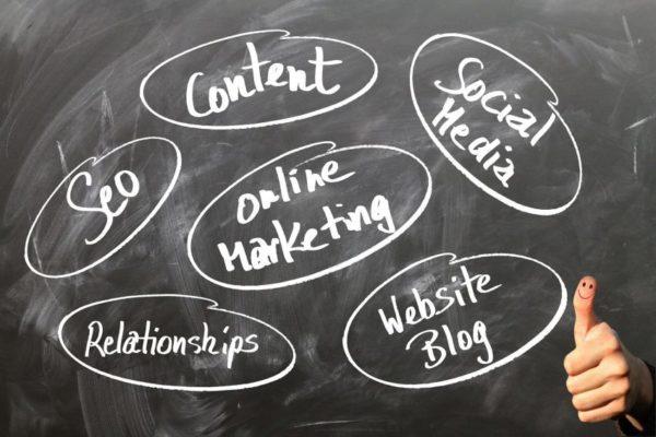 Online Marketing – sehen und gesehen werden